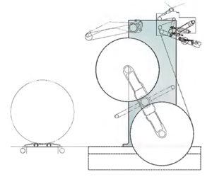схема автосклейки AP 6050