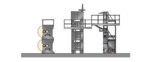 книжно-газетная рулонная машина Goss Community (рубка 546 мм)