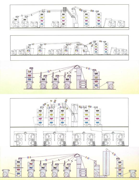варианты построения машин Grafitek GEMINI