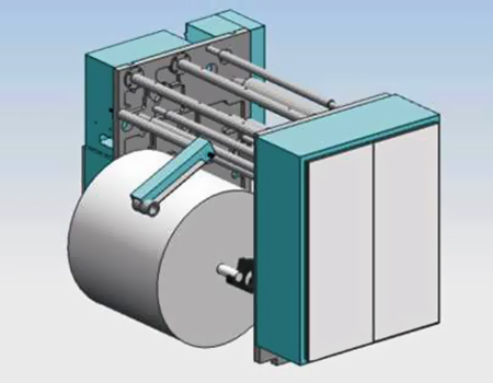 автоматическая склейка рулонов Manugraph AP 4542