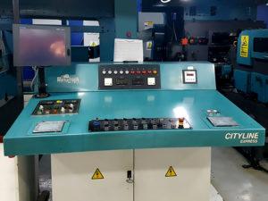 дистанционный пульт управления Manugraph CityLine Express