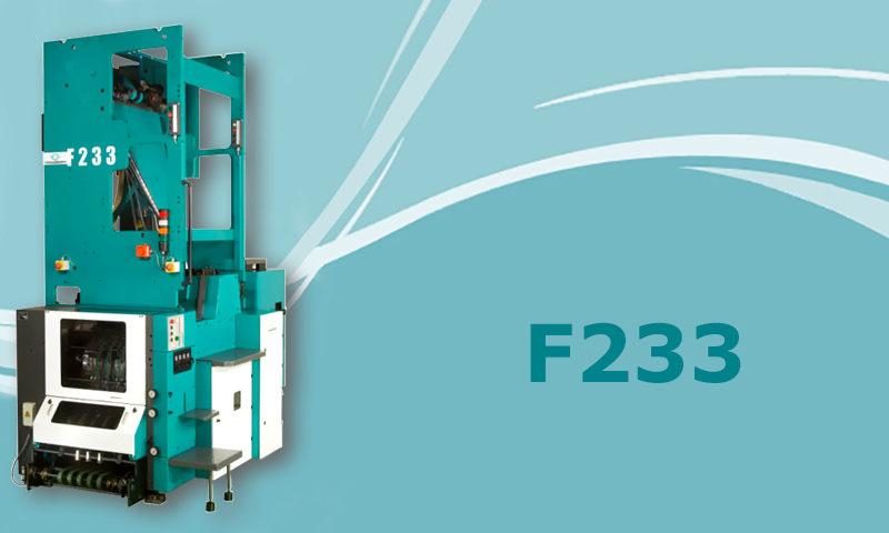 клапанно-барабанный фальцаппарат Manugraph F2:3:3 (до 12 полотен)