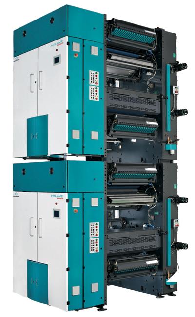 печатная башня Hiline Express (пр-во Manugraph, Индия)