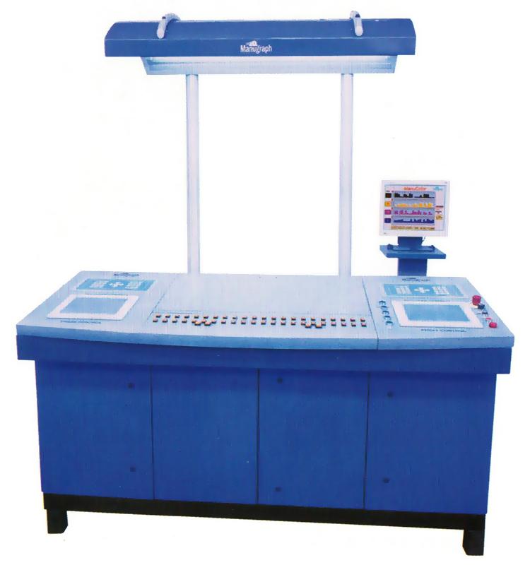 система управления Manugraph Manucolor