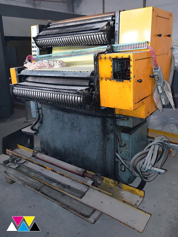 печатная секция Solna D25, I-типа (1+1), рубка 560 мм (№365 730), фото 3