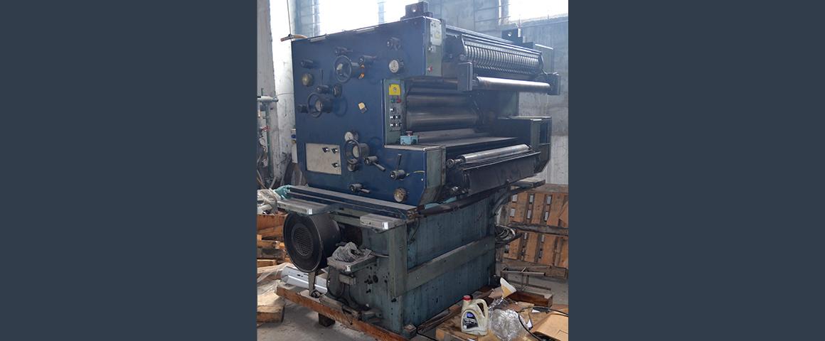 Y-печатная секция (2+1) Solna D30, рубка 560 мм, склад Харьков