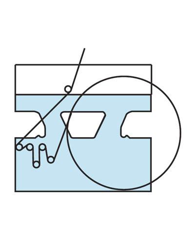 автономная рулонная зарядка для башни 4+4