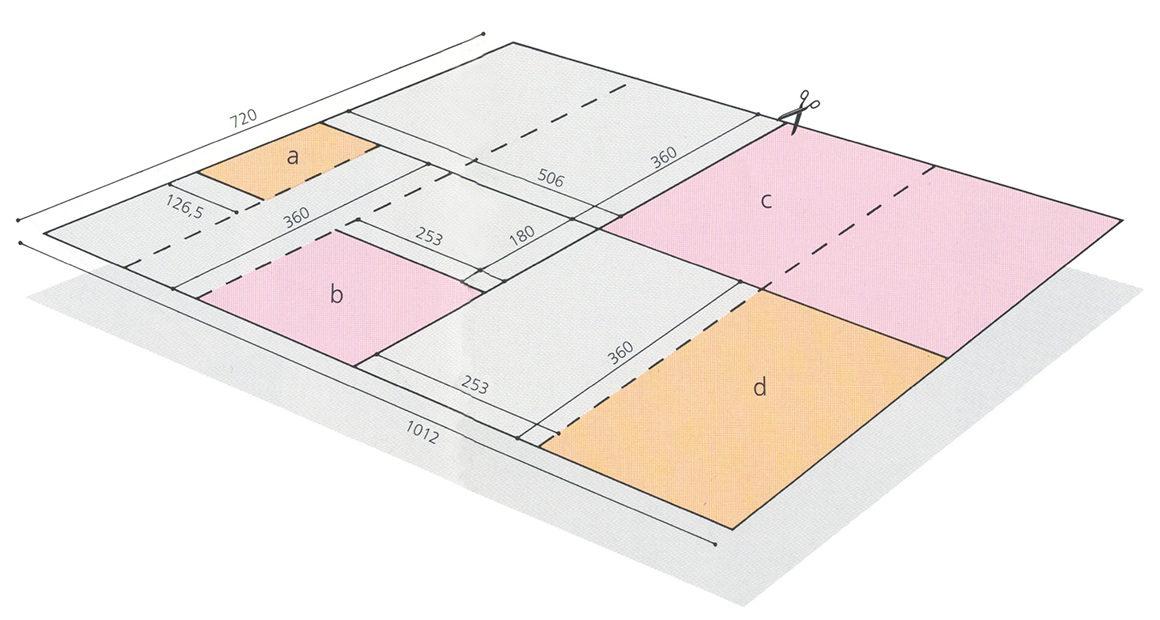 размеры полос тетрадей zirkon Silver Line 7222