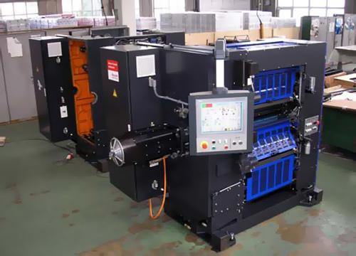 технология прямого привода в печатной секции zirkon Red Line 6612
