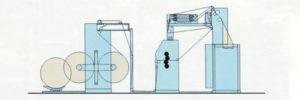 рулонная офсетная печатная машина Книга-70-111