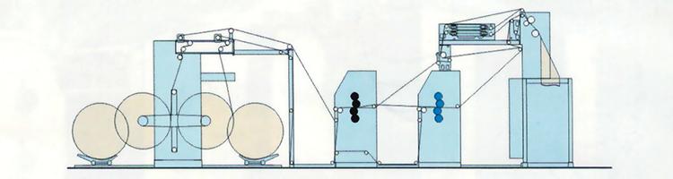 рулонная офсетная печатная машина Книга-70-121