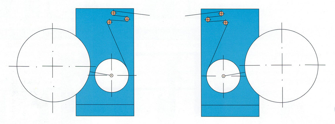 рулонная зарядка с автосклейкой ПОГ2-84