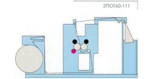 схема машины 2ПОГ60-111