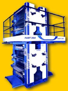 печатная башня 4CS-4CS (4+4) FAST-360