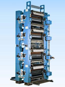 печатная башня 4Hi машины FAST 300