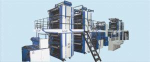 ролевая газетная печатная машина Fast 360 (Индия)