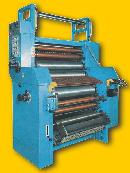 печатная секция типа I (1+1) Fast 300