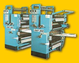 две Y-секции FAST-300 для печати 4+2