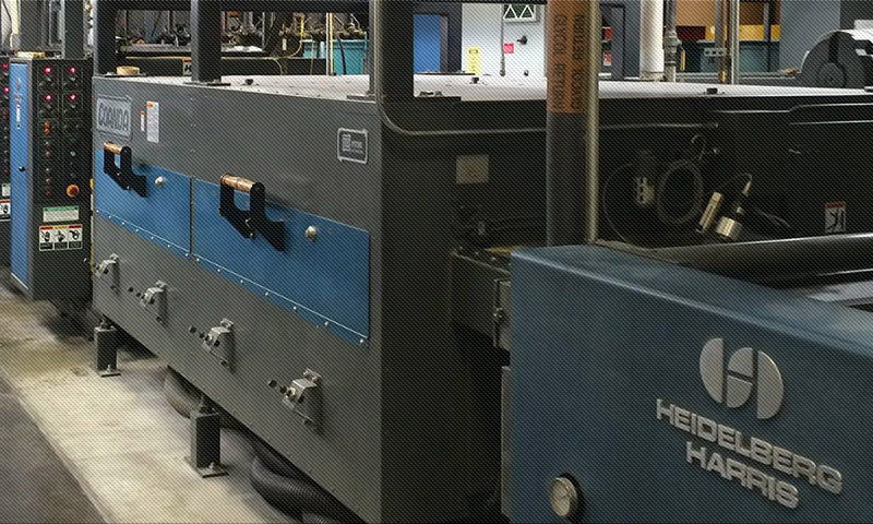 Heidelberg Harris V-30 (Goss International)