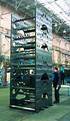 станина 4Hi башни Heidelberg Harris Mercury
