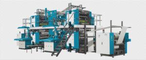 ролевая газетная печатная машина Manugraph CityLine Express