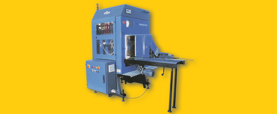 приёмно-комплектующее устройство Manugraph Manustack