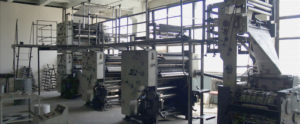 рулонная печатная машина Manugraph NewsLine-20