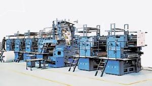 Manugraph Newsline 45 партерного построения