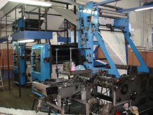 фальцаппарат с устройством третьего фальца (А4) Manugraph Starline S30