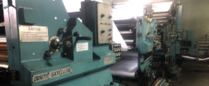 used web-offset Orient Super (578 mm)