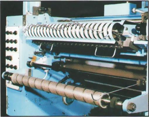 лепестковый красочный дуктор машины ПОГ-66