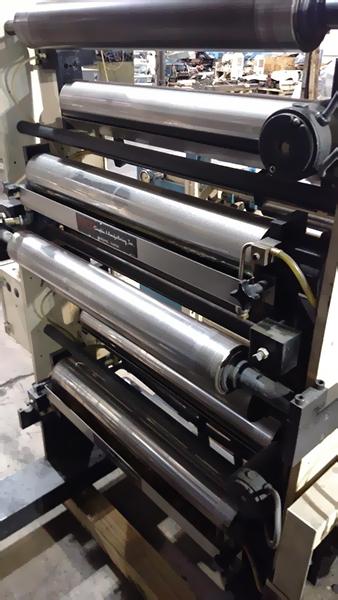 секция нанесения силиконового покрытия Ryco 12026-3-S