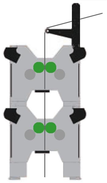 схема печатной башни 2+2 Solna Bookline