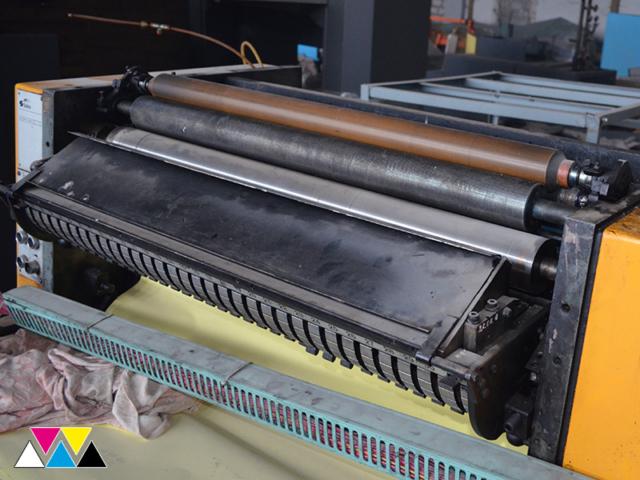 печатная секция Solna D25, I-типа (1+1), рубка 560 мм (№365 730), фото 5