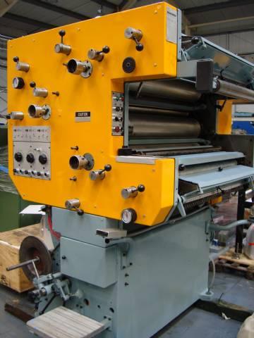 Y-печатная секция Solna D30 с рубкой 630 мм