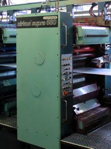печатная секция Zirkon Supra 660
