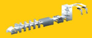 структурная схема построения ролевой heat-set машины