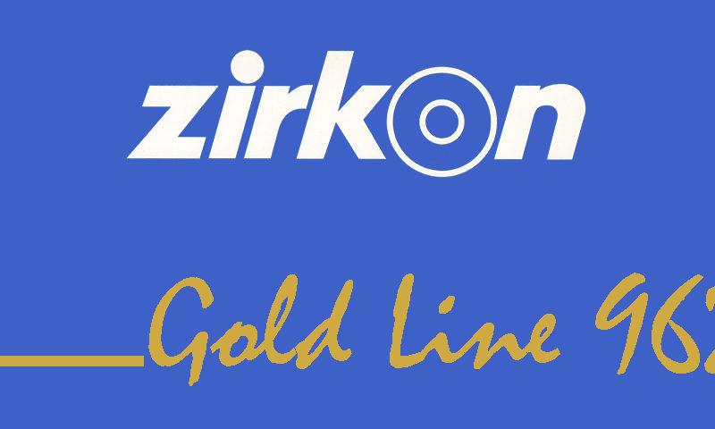 24-страничная рулонная машина zirkon Gold Line 9622